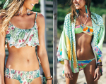 Coleção de verão 2015 da linha de beachwear da Farm