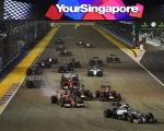 Corrida de Fórmula 1 de Cingapura no roteiro da Four Seasons