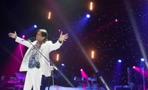 Por ação do bem, Roberto Carlos canta em SP e Glamurama mostra os convidados