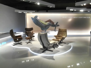 Grupo Natuzzi inaugura primeira loja exclusiva no Brasil
