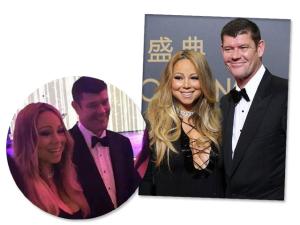 Mariah Carey canta na abertura de resort do namorado na China