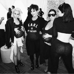 Kanye West fecha cinema para o aniversário de Kim Kardashian