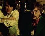 John Lennon em cena de clipe de