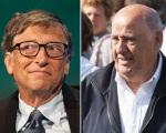 Gates e Ortega na briga pelo mais rico do mundo