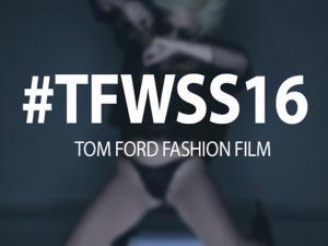 Tom Ford e Lady Gaga juntos!