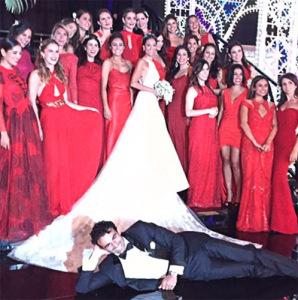 Casamento no Egito armado pelo clã El Chiaty reúne turma jet-setter