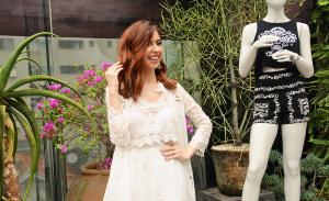 Glamurettes no lançamento da coleção de Camila Coutinho para Riachuelo