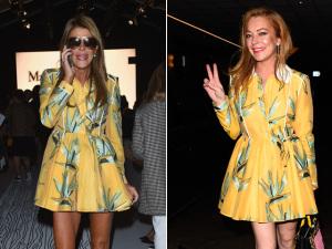 Mesmos looks, diferentes famosas. Quem vestiu melhor?