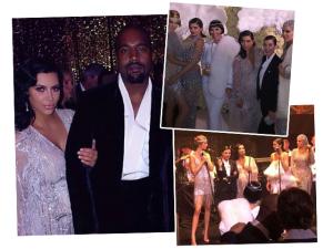 """Kris Jenner comemora 60 anos com festa inspirada em """"The Great Gatsby"""""""