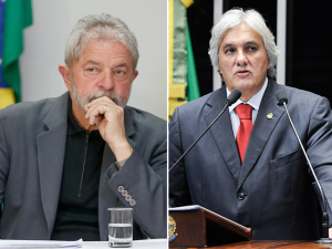Delcídio Amaral teria encontro com Lula em São Paulo