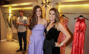 Camila Queiroz e Preta Gil fervem no aniversário da A Maison em Recife