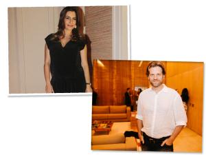 Ticiana Villas Boas e Carlos Bertolazzi dividem cena em novo reality show