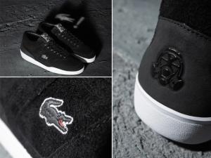 Novo sneaker da Lacoste em parceria com a Footpatrol chega ao Brasil