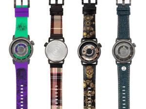 Nova linha de relógios da Yankee Street para agradar todas as turmas