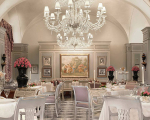 Salão do Il Pellagio, do Four Season de Florença