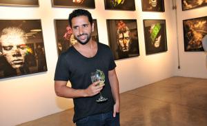 Gabriel Wickbold abre novo estúdio/galeria em SP