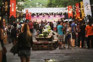 FAM Festival leva comida, diversão e para o Jockey Club de SP