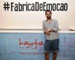 Bruno Dias na Casa Haute