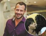 Malvino Salvador e cena de Alexandre Frota com Claudia Raia em