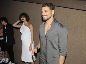 Cauã Reymond fala sobre rumores de affair com Bruna Linzmeyer