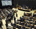 Brasília  - Renan Calheiros preside sessão do Congresso Nacional destinada a analisar e votar projetos orçamentários. Entre os projetos o PLN 5/15, que ajusta a meta fiscal do governo (Valter Campanato/Agência Brasil)
