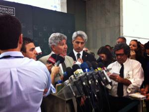 PSOL e Rede pedem afastamento cautelar de Cunha
