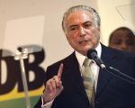 Brasília - O vice-presidente da República e presidente nacional do PMDB, Michel Temer, participa do Congresso da Fundação Ulysses Guimarães e do PMDB, em Brasília (José Cruz/Agência Brasil)