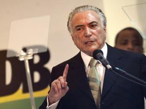 Michel Temer diz a Dilma que enfrentará impeachment a seu lado
