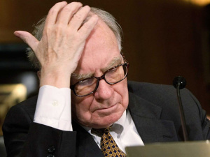 Warren Buffett investe R$ 760 milhões em ações de petrolífera
