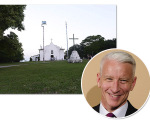 Anderson Cooper habitué de Trancoso