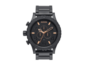 Nixon lança dois relógios inspirados na riqueza dos metais