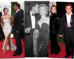 Os casais que Glamurama ama no Globo de Ouro