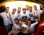 Os meninos do Mídia Samba!