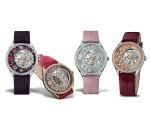 Os novos modelos de relógios Vacheron Constantin