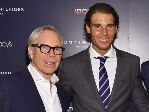 Tommy Hilfiger sai em defesa de Nadal depois de escândalo no tênis