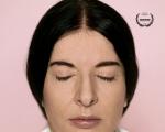 O pôster do documentário de Marina Abramović