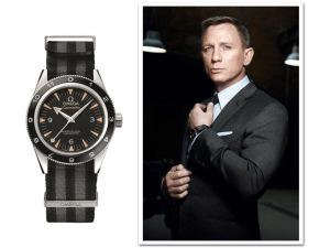 """Relógio de James Bond em """"007 Spectre"""" é arrematado por R$ 535 mil"""