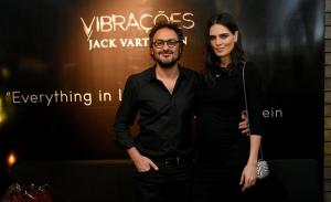 Jack Vartanian arma jantar para lançamento de coleção, mas tem mais a comemorar