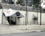 Fachada da danceteria Florestta, em São Paulo