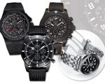 Novos modelos de relógios na Breitling do Cidade Jardim