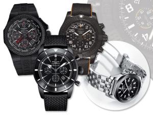 Novos relógios Breitling aterrissam no Shopping Cidade Jardim