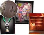 Tefaf: telas, joias, mobiliários e outros tipos de obras reunidos em uma das melhores feiras de arte do mundo