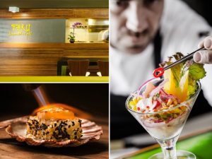 Um novo restaurante nikkei no Rio de Janeiro: vem conhecer