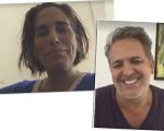Gloria Pires e Orlando Morais: nas horas boas e ruins, unidos