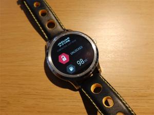 Agora é possível dar partida e ajustar o ar de seu Jaguar usando um relógio