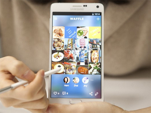 Samsung anuncia sua própria rede social de imagens e histórias
