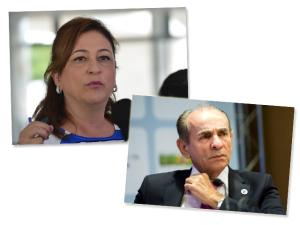 Dilma recebe ministros peemedebistas e fecha cerco ao partido