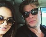 Fábio Assunção e Pally Siqueira formam um novo casal