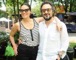 Cassia Avila e Jack Vartanian: baby boom
