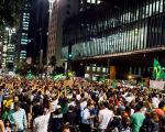Nomeação de Lula para Casa Civil levou a protestos espontâneos na avenida Paulista